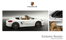 Exclusive Boxster